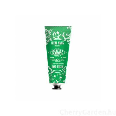 Institut Karité Paris Shea Hand Cream Lily of The Valley So Chic