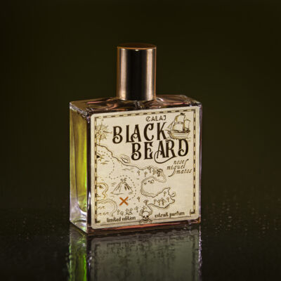 Calaj Black Beard Extrait de Parfum - Unisex