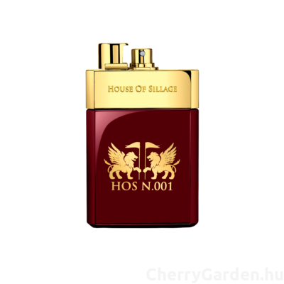 House Of Sillage Hos N.001 Men edp -Férfi