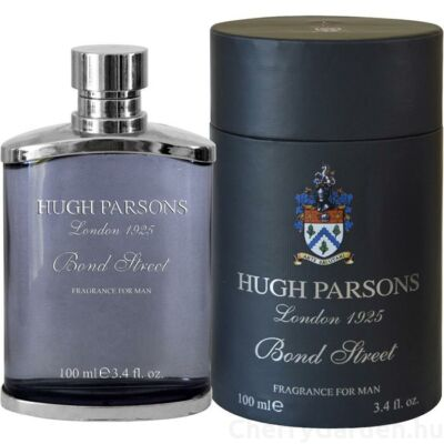 Hugh Parsons London 1925 Bond Street For men edp -Férfi