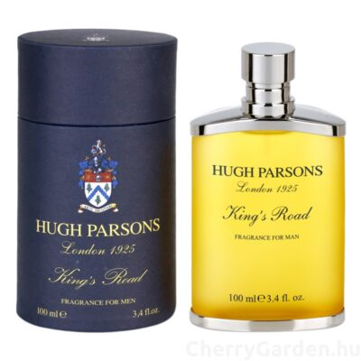Hugh Parsons London 1925 King's Road  edp