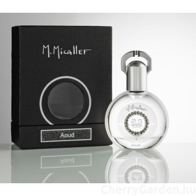 M.Micallef Exclusif Aoud  edp-Férfi