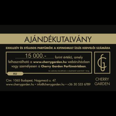 Ajándékutalvány - 15 000