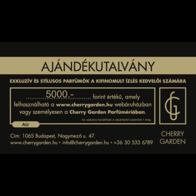 Ajándékutalvány - 5000